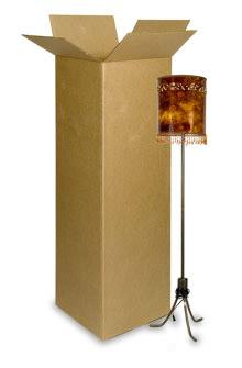 Lamp Box 12 X 12 X 40 Ecobox